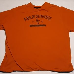 Abercrombie and Fitch t-shirt double shirt mens XL
